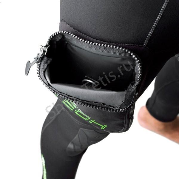 Карман Tech Pocket для гидрокостюма W30 WaterProof