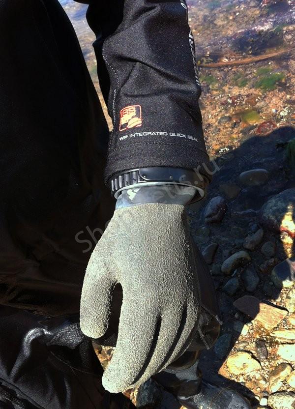 перчатки сухие для дайвинга