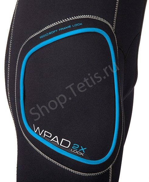 Гидрокостюм для дайвинга W50 Waterproof 5 мм
