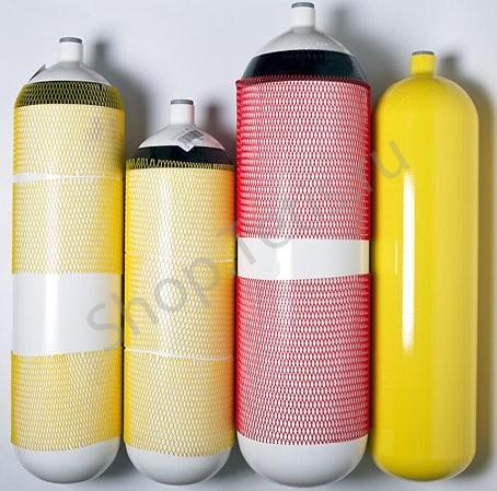 стальные баллоны для дайвинга Aqua Lung