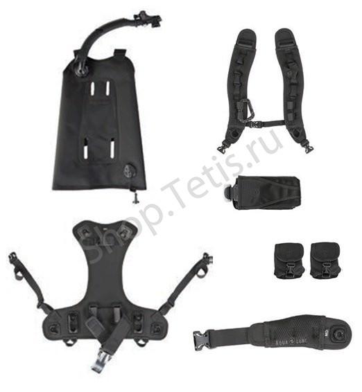 Модульная система Outlaw (жилет-крыло) от Aqua Lung для дайвинга