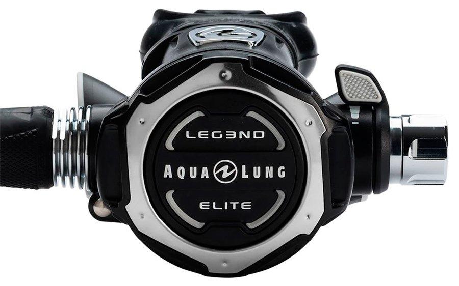 егулятор для дайвинга LEG3ND ELITE - новинка 2020 в линейке регуляторов AquaLung