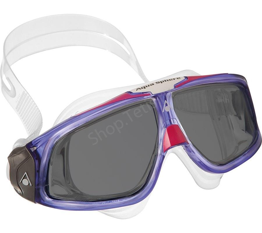 Очки-полумаска для плавания SEAL II LADY Aqua Sphere