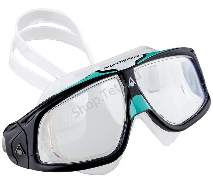 Очки-полумаска для плавания SEAL II LADY