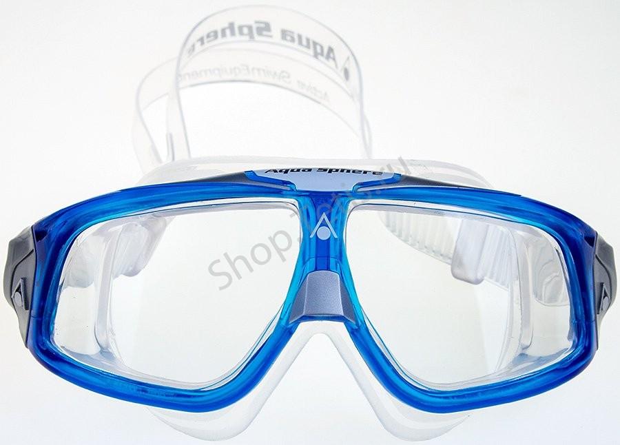 Очки для плавания в бассейне и открытой воде SEAL II