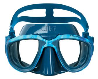 Снаряжение для подводной охоты - Маска O.ME.R. Alien