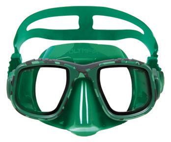 маска для подводной охоты Олимпия OMER
