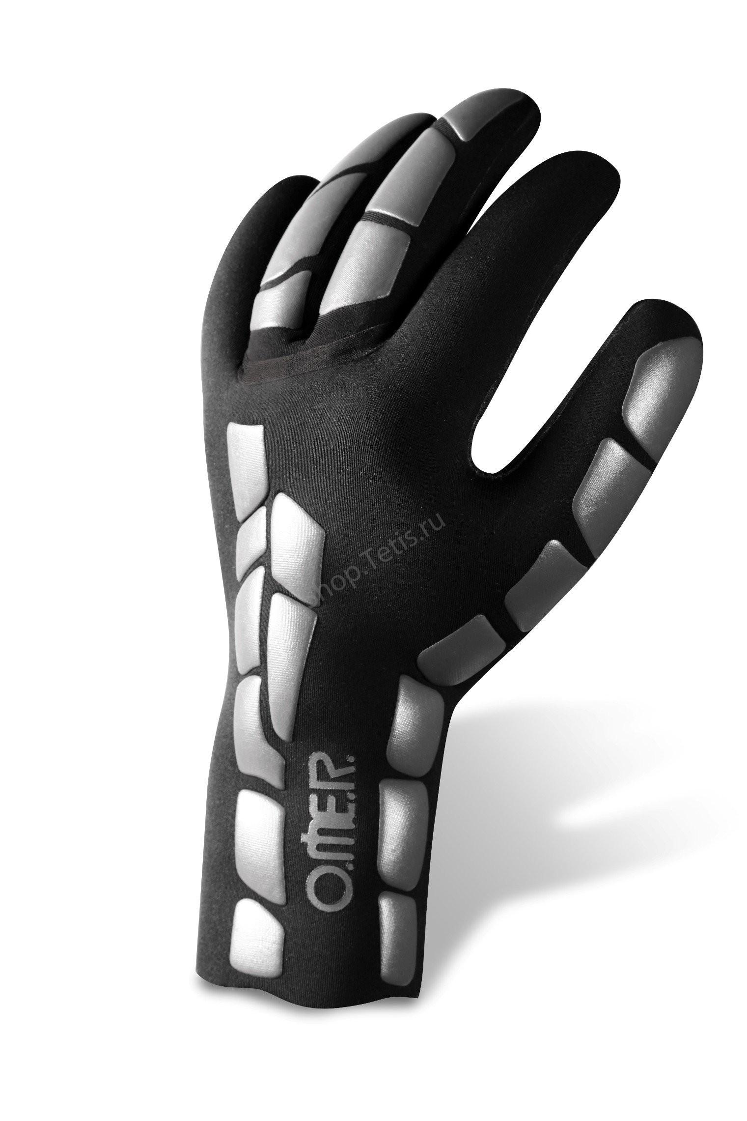 неопреновые перчатки Spider для подводной охоты
