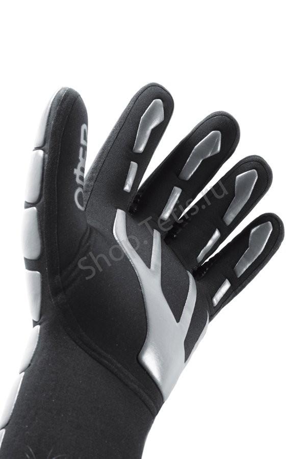 неопреновые перчатки Spider для подводной охоты Omer
