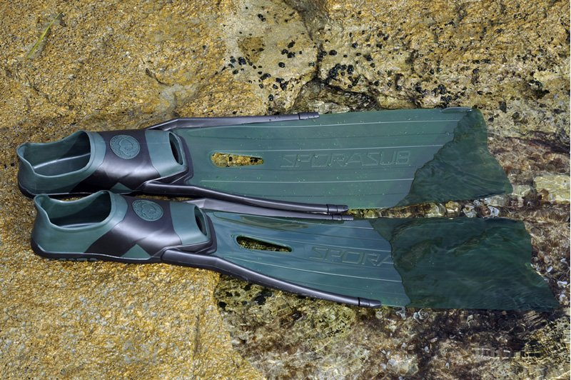 Ласты для подводной охоты Spitfire Kelp Sporasub