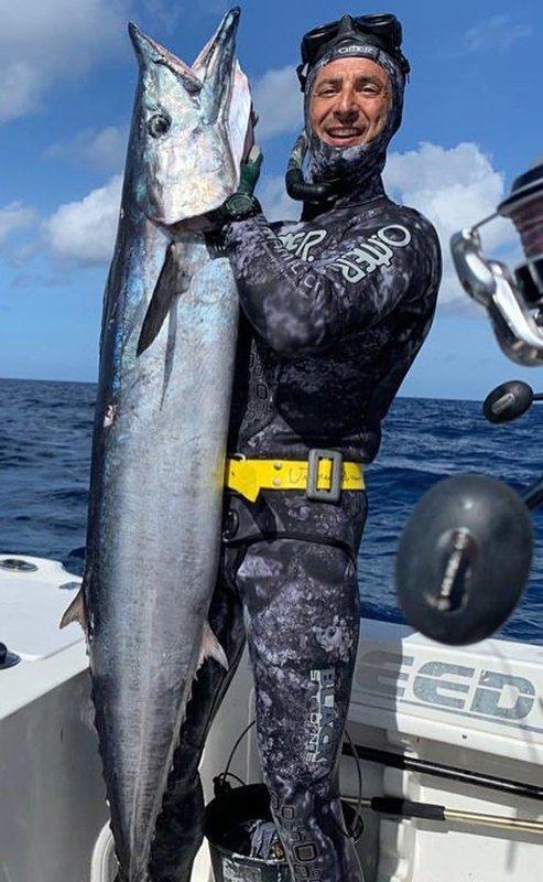 Гидрокостюм для подводной охоты Black Stone OMER, комплекты с короткими штанами 3, 5 и 7 мм, открытая пора, неопрен Sheico