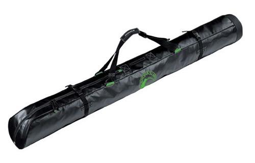 Сумка из полиуретана с термополиуретановым покрытием и усиленной основой предназначена для транспортировки ружья для...