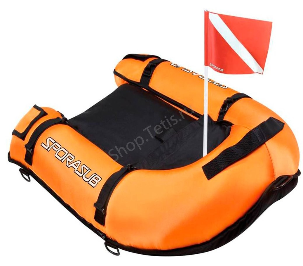 Плотик для подводной охоты discovery sporasub