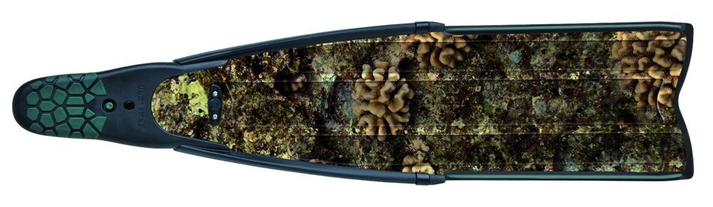 ласты подводная охота