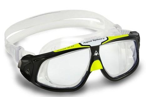 sEAL2 очки полумаска для плавания Аквасфера Италия